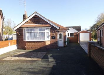 Thumbnail 3 bed bungalow for sale in St Elmo Avenue, Offerton, Stockport, Cheshire