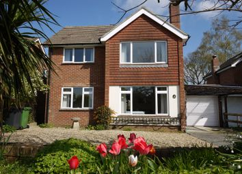 Thumbnail 4 bed detached house for sale in Copse Close, Petersfield