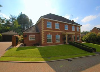 Thumbnail 7 bed detached house for sale in Franklin Drive, Blythe Bridge, Stoke On Trent