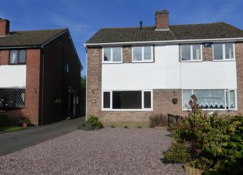 Thumbnail 3 bed property to rent in Woodford Crescent, Chase Terrace, Burntwood