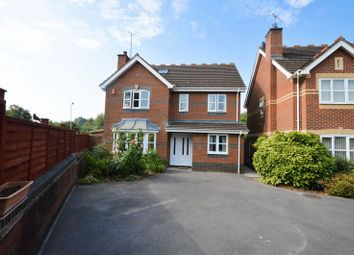 Thumbnail 5 bed detached house for sale in Squires Copse, Peatmoor, Swindon