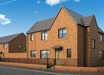 "Thumbnail 3 bed property for sale in ""The Hebden At Connell Gardens Phase 3"" at Hyde Road, Manchester"
