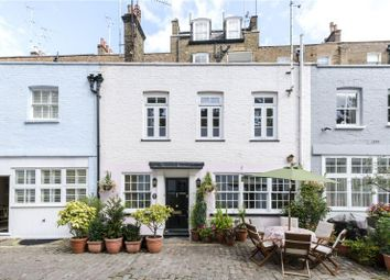 Thumbnail 4 bed mews house for sale in Archery Close, Hyde Park