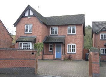 Thumbnail 4 bed detached house for sale in Riverside Court, Ambergate, Belper