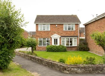 Thumbnail 4 bed detached house for sale in Bilsdale Close, York