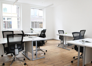 Thumbnail Serviced office to let in St. Johns Lane, London