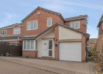 Thumbnail 4 bed detached house for sale in Buckthorne Drive, East Ardsley