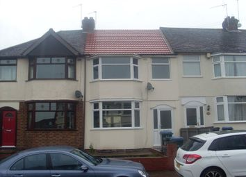Thumbnail 3 bed terraced house to rent in Thomas Landsdail Street, Cheylesmore, Coventry