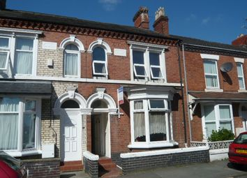 Thumbnail 1 bed flat to rent in Walthall Street, Crewe, Cheshire