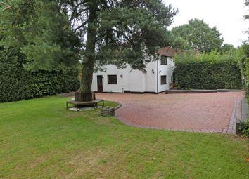 Thumbnail 2 bed cottage for sale in Bell Green Lane, Headley Heath, Birmingham