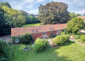 Thumbnail 3 bed barn conversion for sale in Stragglethorpe, Lincoln