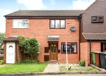 Thumbnail 2 bed terraced house for sale in Fox Close, Elstree, Borehamwood, Hertfordshire