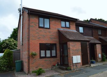 Thumbnail 3 bed end terrace house for sale in The Limes, Newport