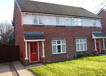 Thumbnail 3 bed property to rent in Moss Valley Road, New Broughton, Wrexham