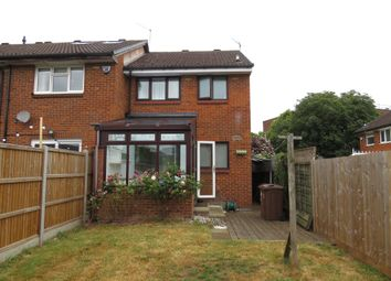 Thumbnail 3 bed end terrace house for sale in The Squirrels, Welwyn Garden City