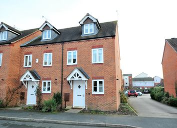 Thumbnail 3 bed town house for sale in Humber Street, Hilton, Derby