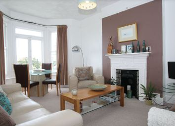 Thumbnail 3 bed flat for sale in Ashey Road, Ryde