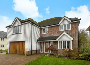 Thumbnail 5 bed detached house to rent in Allington Place, Newick, Lewes