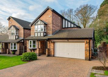 Thumbnail 4 bed detached house for sale in Holly Dene Drive, Lostock