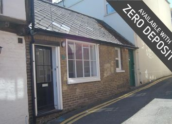 Thumbnail 1 bed property to rent in Water Lane, West Street, Faversham