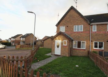 Thumbnail 3 bed semi-detached house for sale in Picton Road, Rhoose, Barry