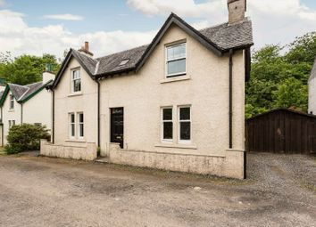 Thumbnail 3 bed detached house for sale in Gladstone Terrace, Birnam, By Dunkeld, Perthshire
