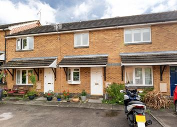 Thumbnail 2 bed terraced house for sale in Eyston Drive, Weybridge, Surrey