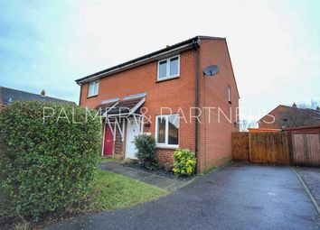 Thumbnail 2 bed semi-detached house for sale in Goodchild Way, Great Yeldham, Halstead