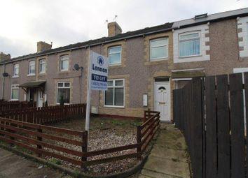 Thumbnail 3 bed terraced house to rent in Portia Street, Ashington