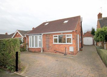 Thumbnail 4 bedroom bungalow for sale in Ashley Park Road, York