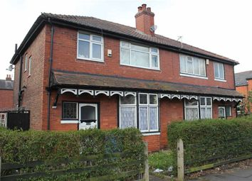 Thumbnail 3 bed semi-detached house for sale in Hamilton Road, Longsight, Manchester
