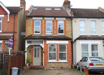 Thumbnail 4 bedroom end terrace house for sale in Birkbeck Road, Beckenham