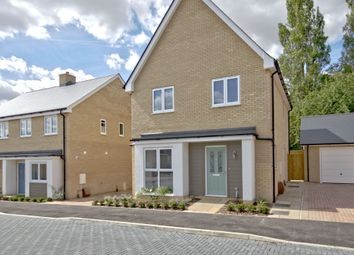Thumbnail 4 bed detached house for sale in Old Boundary Close, Whittlesford, Cambridge