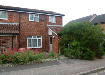 Thumbnail 3 bed end terrace house for sale in Strathconon Road, Bedford