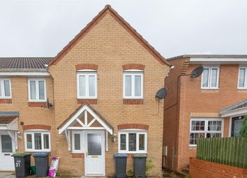 Thumbnail 3 bedroom end terrace house for sale in Langdon Close, Consett