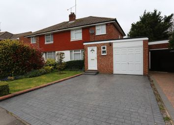 Thumbnail 3 bedroom semi-detached house for sale in Antrim Road, Woodley, Reading