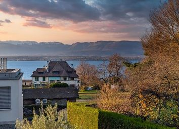 Thumbnail 5 bed detached house for sale in Anières, Switzerland
