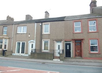 2 bed terraced house for sale in Station Road, Flimby, Maryport CA15