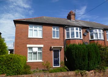Thumbnail 3 bed flat to rent in Monks Avenue, Whitley Bay