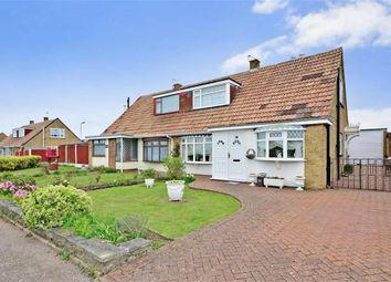 Thumbnail 3 bed semi-detached bungalow for sale in Queen Berthas Avenue, Birchington, Kent