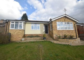 Thumbnail 3 bed detached bungalow for sale in Manor Road, Bildeston, Ipswich