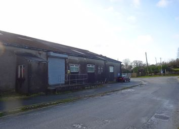 Thumbnail Commercial property to let in Lee Moor, Plymouth