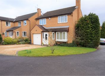Thumbnail 4 bedroom detached house for sale in Alderley Court, Derby
