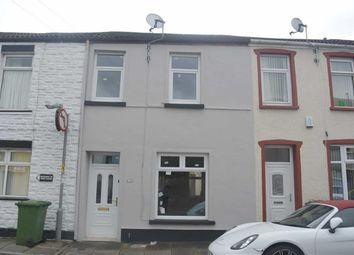 Thumbnail 3 bed terraced house for sale in Seymour Street, Aberdare, Rhondda Cynon Taff