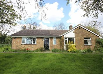 Thumbnail 3 bed detached bungalow for sale in Kennel Lane, Harpenden, Hertfordshire