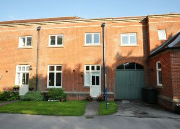 Thumbnail 3 bed terraced house for sale in Carnarvon Court, Bretby, Burton-On-Trent
