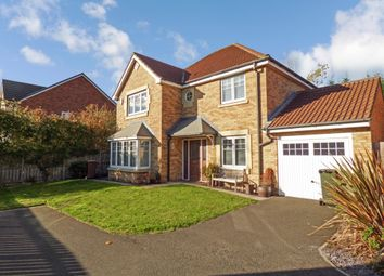 Thumbnail 4 bed detached house for sale in Kings Vale, Wallsend