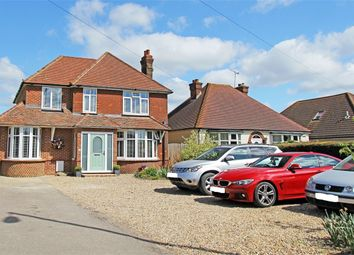 Thumbnail 5 bedroom detached house for sale in The Street, Bapchild, Sittingbourne, Kent