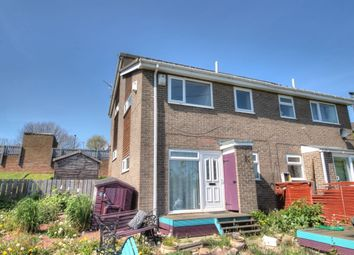 Thumbnail 1 bedroom terraced house for sale in Ellington Close, West Denton Park, Newcastle Upon Tyne