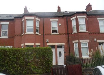 Thumbnail 3 bed flat for sale in Salters Road, Gosforth, Newcastle Upon Tyne